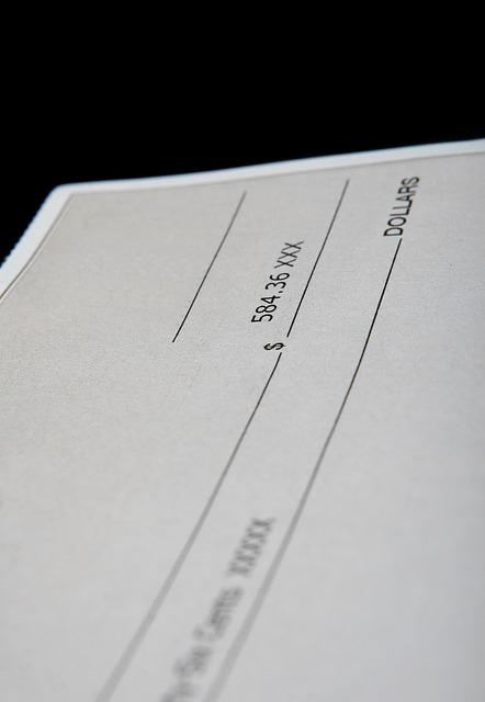 איך מזמינים צ'קים אמיתיים דרך בית דפוס ולא דרך הבנק