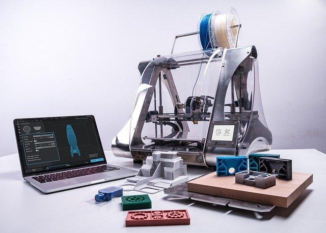 הדפסת אבטיפוס במדפסת תלת מימד